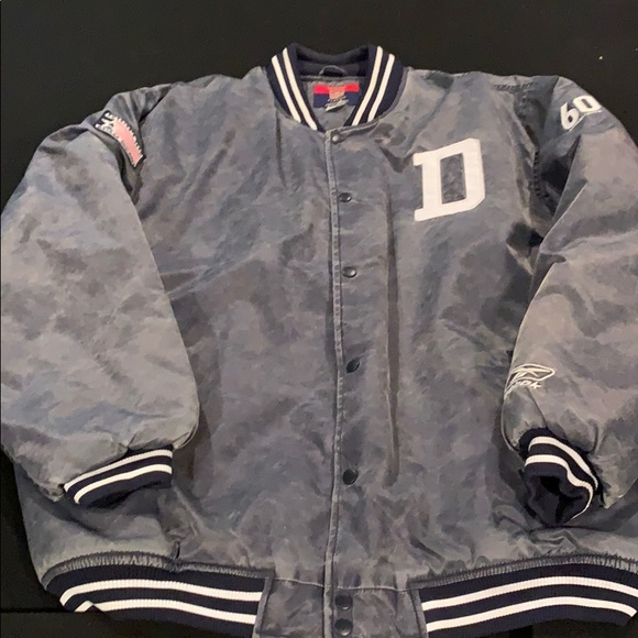 official photos d9def 552e8 Dallas Cowboys Gridiron Classic jacket
